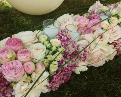 Fin de curso escuela valenciana de arte floral '13
