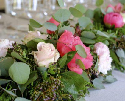 Trabajos Florales para momentos especiales