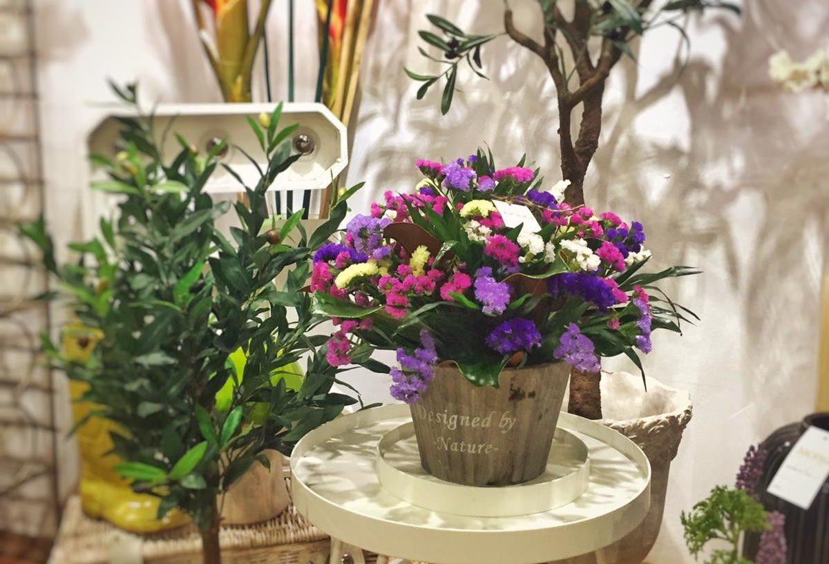 Llena de flores y plantas tu segunda residencia